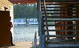 PSV-Flaggschiff an der Alten Donau