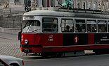 81-Jähriger in Wien bei Unfall mit Straßenbahn verletzt