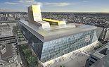 Wien-Mitte: Grundsteinlegung nach jahrzehntelangem Hin und Her