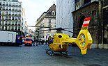 Wiener verschluckte sich im Stephansdom an Semmel