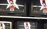 """Größter Fernseher der Welt auf den """"klangBildern 07"""" in Wien"""