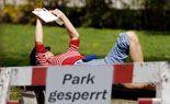 EURO 2008: Parksperren in Wien