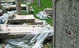 Jüdischer Friedhof – Nationalfonds wartet auf Geld vom Bund