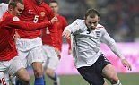 Russland wahrte gegen England EM-Chance
