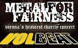 Metal for Fairness – Headbangen für einen guten Zweck