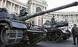 Die Panzer sind da!