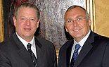 Al Gore in Wien