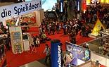 Das Spielefest 2008 hat die Pforten geöffnet!