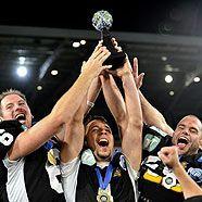 Die Tiroler gewannen den Europokal