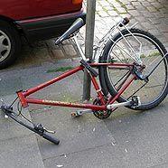 Jedes dritte Rad wird in Wien gestohlen