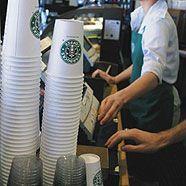 Kaffeehauskette kämpft gegen Rezession