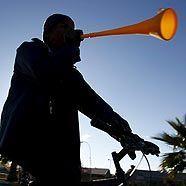 Vuvuzelas kommen nach Österreich