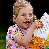 Dialog für Kindersprache besser als Vorlesen