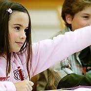 Lehrer und Schüler: Gute Stimmung bringt bessere Noten
