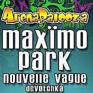 Das Arena Palooza 09 feat. Maximo Park (15.08.2009)