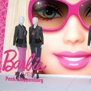 Barbie loves Peek & Cloppenburg