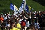 Marsch für Srebrenica hat begonnen