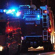Schwerverletzte nach Wohnungsbrand in Floridsdorf