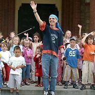 Floridsdorf: Musik-Show für Kinder auf dem Kinzerplatz