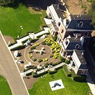 20 Meter hohes Jackson-Monument für Neverland