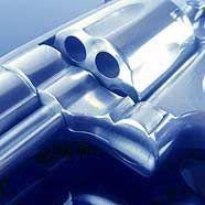 Wiener Wirt mit Waffe bedroht