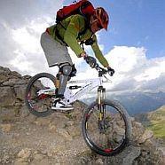 Ischgl – das Mountainbike-Paradies in den Alpen
