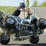 Steirer erlitt bei Probefahrt mit Quad tödliche Verletzungen