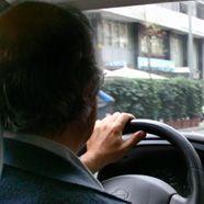 Liesing: Bewaffneter Überfall auf Taxifahrer