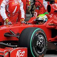 Kindertraum wird wahr: SOS Kinderdörfer zur Formel 1