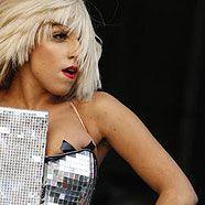 Lady Gaga live im Wiener Gasometer