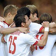 Salzburg siegte mit viel Glück 1:0 in Dublin