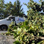 Sturmschäden: Donaupark vorübergehend gesperrt