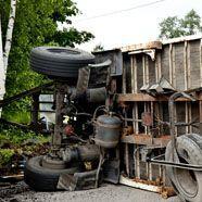 Tragischer Unfall auf A2: LKW-Fahrer tot