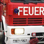 Herdplatte verursachte Brand im 20. Bezirk
