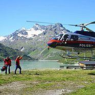Vorarlberg: Südtiroler Bergsteiger tödlich verunglückt