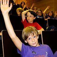 """""""Cooler als Schule!"""" – Das war die Kinderuni 09"""