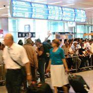 Trickdiebe: Fette Beute am Wiener Flughafen