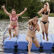 Wochenende wird unbeständig: Badewetter erst wieder ab Dienstag