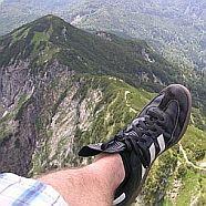 Adrenalin-Kick in 1.200 Metern Höhe