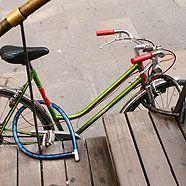 Zwei Fahrraddiebe in Wien-Liesing dingfest gemacht