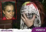 Lindsay Lohan – Einbruch: Der Verrückte baute aus LiLos Sachen einen Heiligen-Schrein!