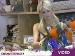 Paris Hilton: Ausnahmsweise shoppt sie mal nicht für sich selbst!