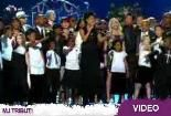 """Michael Jacksons (†) Trauer-Zeremonie: Alle sangen noch ein letztes Mal """"We are the World"""" für Jacko!"""