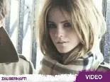 """Emma Watsons süßes Geständnis: """"Meine Oma freut sich am meisten, dass ich jetzt Burberry-Model bin!"""""""