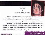 Michael Jackson (†): DAS ist Jackos Testament!