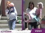 Marcia Cross holt ihre Zwillinge vom Kindergarten ab: SO kriegen Hollywood-Stars also ihre Kids stubenrein!