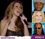 Mariah Carey, Usher, Madonna, Stevie Wonder & Co.: Diese Stars singen Jacko ein letztes Lied!