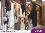 Lindsay Lohan ist ein Schnell-Shopper: In nur 15 Minuten ist sie von Kopf bis Fuss neu gestylt!