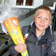Erster Schultag in Wien naht