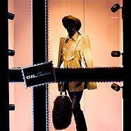 """Das Schaufenster von """"Gil Couture"""""""
